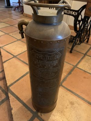 Vintage Fire Extinguisher for Sale in Peoria, AZ