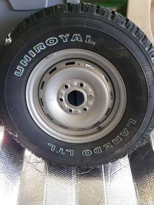 New Tire/ Llanta Nueva for/para Chevrolet 75R16 for Sale in Lake Elsinore, CA