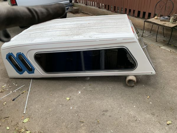 Camper for bed of truck