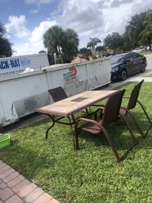 Free or must throw away today no room for Sale in Lake Worth, FL