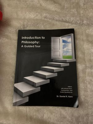 Introduction to Philosophy: a guide tour for Sale in Ontario, CA