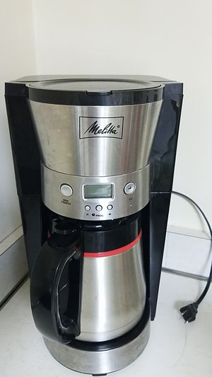 Melitta coffee maker for Sale in Orland Park, IL