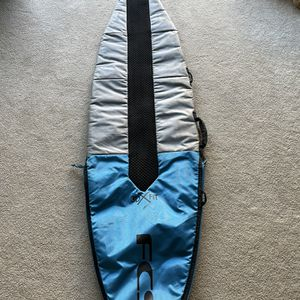 6'0 FCS Day Runner Shortboard 3DxFIT Surfboard Bag for Sale in Cypress, CA