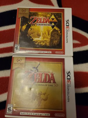 Nintendo 3ds games for Sale in Tacoma, WA