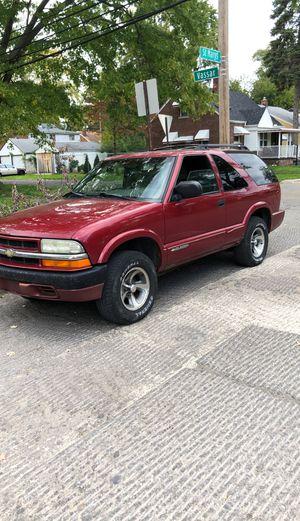 2003 Blazer Truck for Sale in Detroit, MI