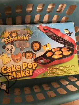 Animal faces cake pop maker for Sale in Turlock, CA