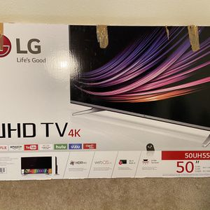 LG 50 Inch TV Box Only( No TV Inside) for Sale in Bellevue, WA