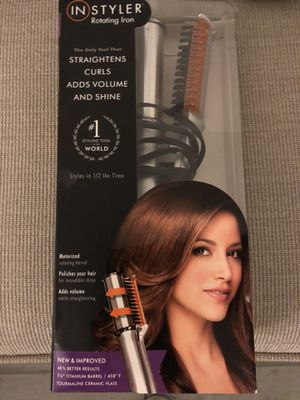 IN STYLER ROTATING IRON for Sale in Miami, FL