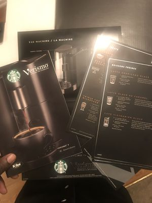 Verismo by Starbucks for Sale in Germantown, MD