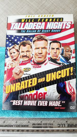 Talladega nights dvd for Sale in Cranberry Township, PA