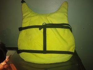 Dog life jacket for Sale in Kalamazoo, MI