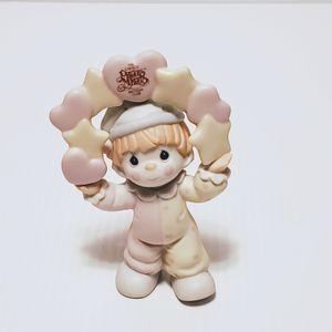 PM Precious Moments Enesco Figurine PMI B0012 Birthday Club Clown. for Sale in Campbell, CA