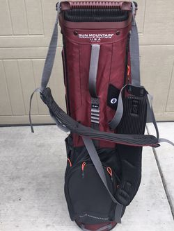 BRAND NEW SUN MOUNTAIN 2.5+ STAND BAG!! for Sale in Tigard,  OR