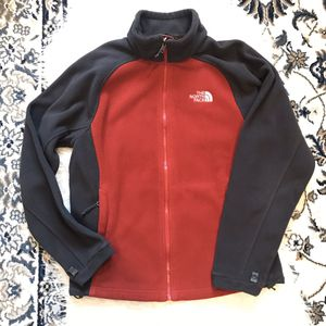The North Face Men's Size S Full Zipper Fleece Jacket for Sale in Glenview, IL