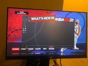 Asus TUF Gaming monitor 23.8 for Sale in San Jose, CA