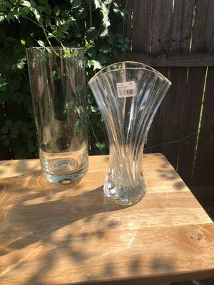 Glass Vases for Sale in St. Petersburg, FL