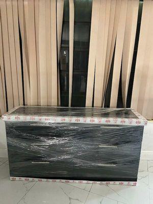 Dresser New ~ Gavetero Nuevo (BLACK for Sale in Hollywood, FL