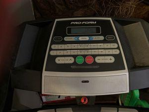 Pro form treadmill for Sale in Denver, CO