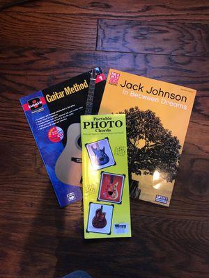 3 Guitar Books for Sale in Boca Raton, FL