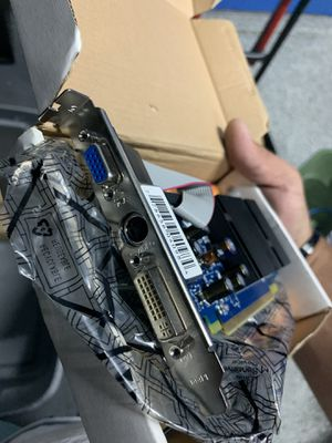 Computer parts video card for Sale in Huntington Beach, CA