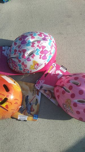 kids bike helmets for Sale in Tampa, FL