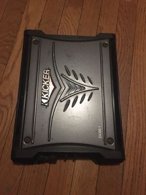 Kicker Monoblock 600.1 for Sale in Boston, MA