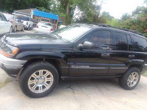02 jeep Cherokee for Sale in Port Allen, LA