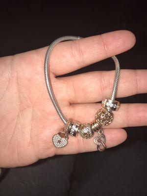 Pandora charm bracelet for Sale in Bryant, AR