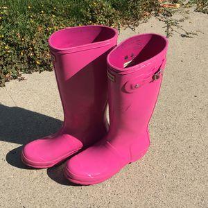 Hunter Rain/Snow Boots for Sale in Salt Lake City, UT