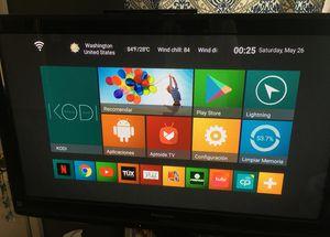 Android Box App MiTv. PrepaidTV. TuxChannel for Sale in Aurora, CO