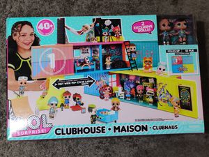 LOL SURPRISE Clubhouse 2 Exclusive Dolls Switch Arcade Series 40+ Surprises for Sale in Chandler, AZ