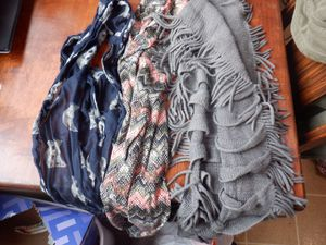 3 scarves for Sale in Everett, WA
