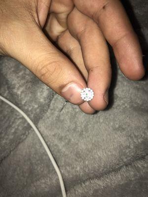 diamond earrings for Sale in Desert Hot Springs, CA