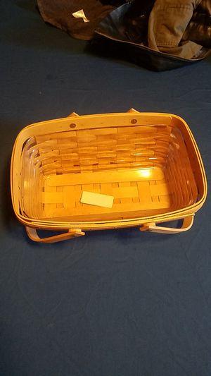 Longaberger Basket for Sale in Milford Center, OH