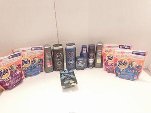 Men's beauty bundle. Please read description below! for Sale in Germantown, MD