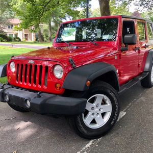 Immaculate Condition 08 Jeep Wrangler for Sale in Seattle, WA