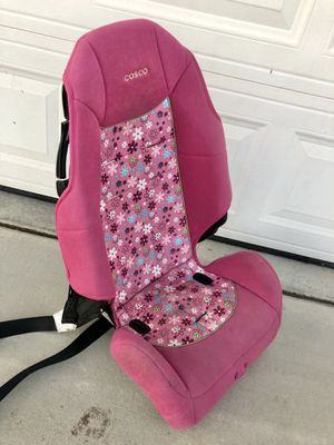 Booster car seat. for Sale in Murrieta, CA