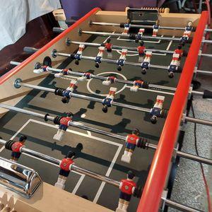 HARVARD NXG FOOSBALL TABLE for Sale in West Linn, OR