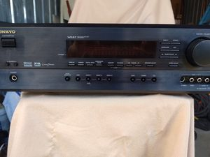 Onkyo TX-SR500 for Sale in MD, US