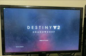 """BenQ GW2765HT Gaming Monitor 27"""" 2560 x 1440p 60hz for Sale in Houston, TX"""
