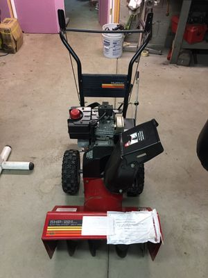 Murray 5hp 22 snow blower GREAT CONDITION for Sale in Gibsonia, PA