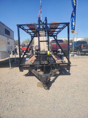 Double decker trailer for Sale in Yuma, AZ