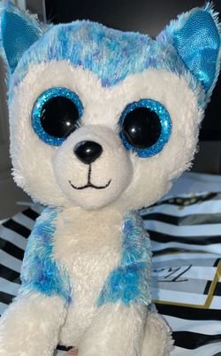 """Skylar the Husky (Justice exclusive) 6"""" Ty Beanie Boo for Sale in Lawrence,  NY"""