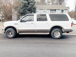 2000 Ford Excursion 4WD V8-7.3 Diesel For Sale! for Sale in S CHESTERFLD, VA