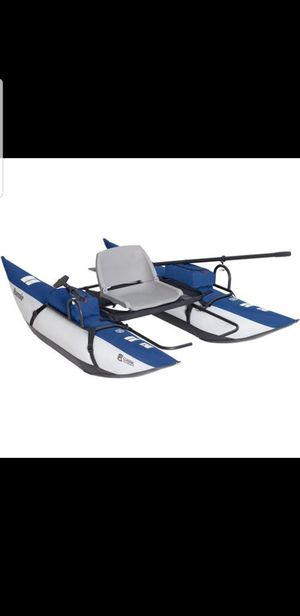 Classic Accessories Roanoke Pontoon Boat for Sale in Houston, TX