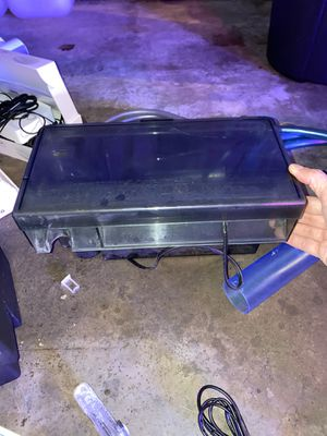 Aqua clear 110 fish tank filter for Sale in Lake Forest, CA