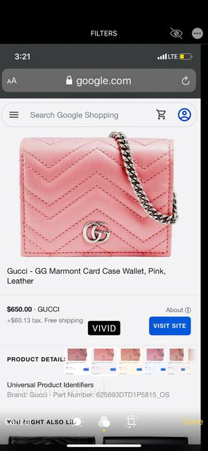 Brand new never used Gucci wallet like above for Sale in Antioch, CA