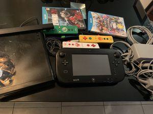 Wii U 32Gb Nintendo for Sale in Davie, FL