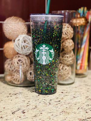 Custom Starbucks Glitter Cup for Sale in Birdsboro, PA