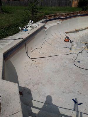 Pool for Sale in Heath, TX